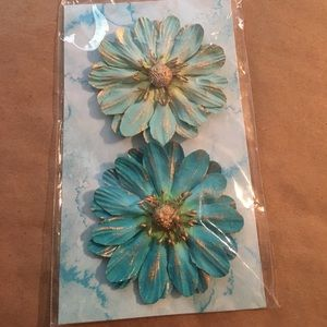Other - Blue flowers